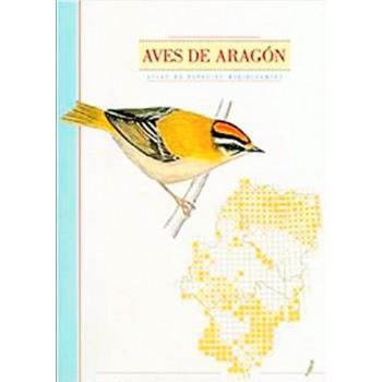 Aves de Aragón.  Atlas de...
