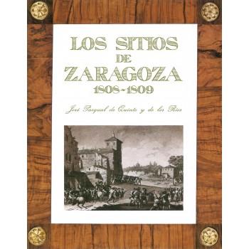 Los sitios de Zaragoza 1808...
