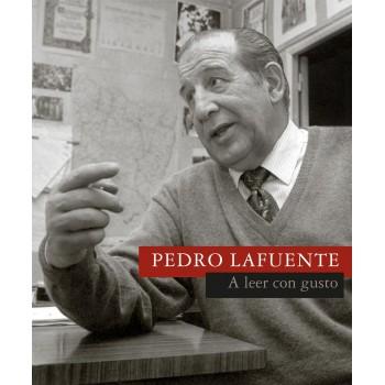 Pedro Lafuente. A leer con...