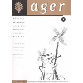 Ager nº 4. Revista de...