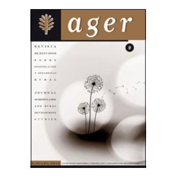 Ager nº 9. Revista de...