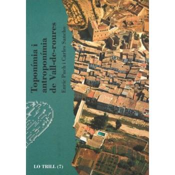 Toponimia i antroponimia de...