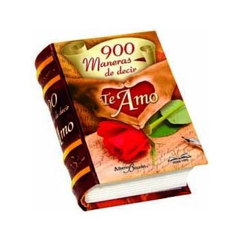 900 Maneras de decir Te Amo