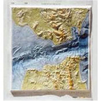 Mapa Estrecho de Gibraltar...