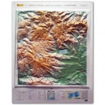 Mapa Parque Natural del...