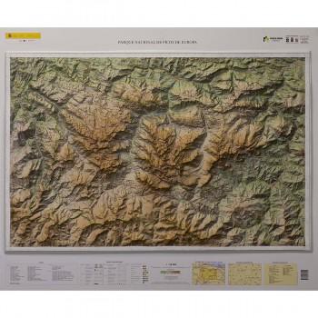 Mapa Parque Nacional de...