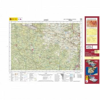 Mapa Topográfico Nacional...