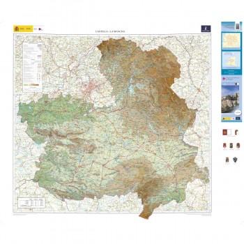 Mapa autonómico Castilla la...