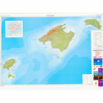 Mapa autonómico Islas...