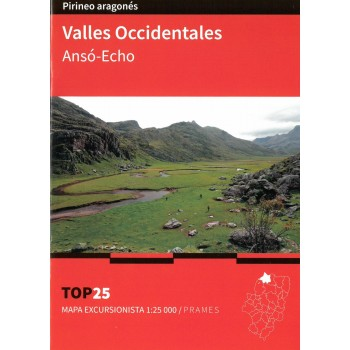 Mapa Top 25 Valles...