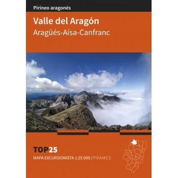 Mapa Top 25 Valle del...