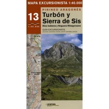 Turbón y Sierra de Sis....