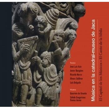 Música en la catedral-museo de Jaca. El capitel de los Músicos-El Canto de la Sibila