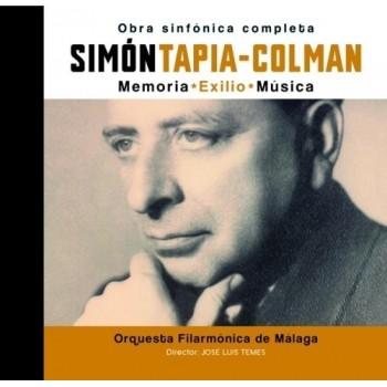 Simón Tapia-Colman. Obra sinfónica completa