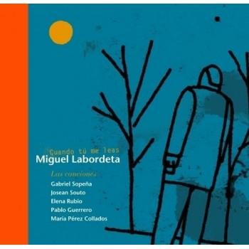Cuando tú me leas. Miguel Labordeta