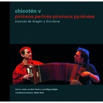 Chicotén V. Músicas de los Pirineos