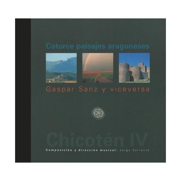 Chicotén IV. 14 paisajes aragoneses