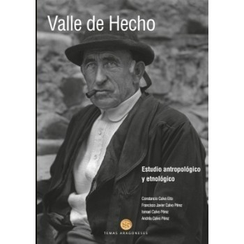 Valle de Hecho.  Estudio Antropológico y etnológico