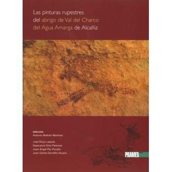Las pinturas rupestres del abrigo de Val del Charco del Agua Amarga de Alcañiz