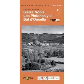 Sierra Nobla, Los Pintanos y la Bal d'Onsella
