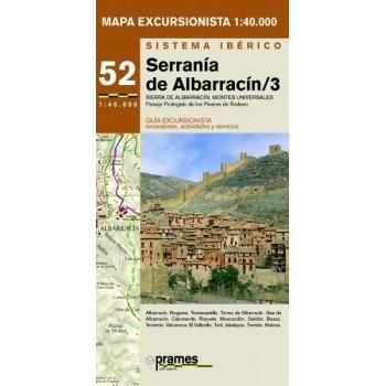 Serranía de Albarracín 3. Albarracín-Montes Universales