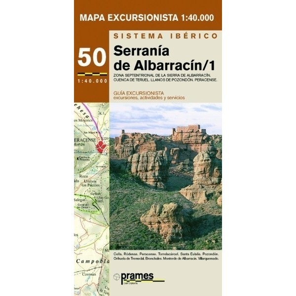 Serranía de Albarracín 1. Zona Septentrional