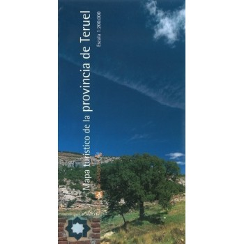 Mapa Turístico de la provincia de Teruel