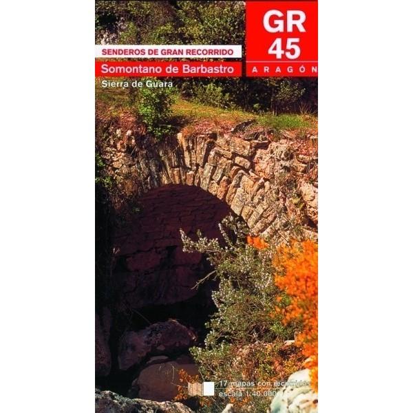 GR 45. Senderos del Somontano de Barbastro