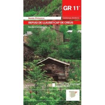 GR 11 Senda Pirenaica. Tram català i andorrà (Català)