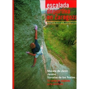 Escalada deportiva en Zaragoza