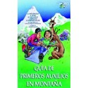 Guía de primeros auxilios en montaña