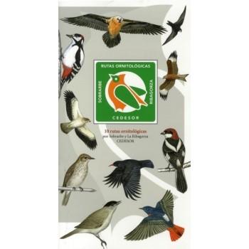 10 rutas ornitológicas por Sobrarbe y La Ribagorza