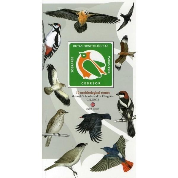 10 ornithological routes through Sobrarbe and La Ribagorza