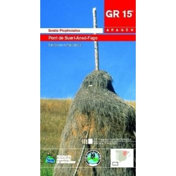 GR 15 Senda Prepirenaica....