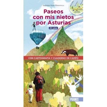 Paseos con mis nietos por Asturias
