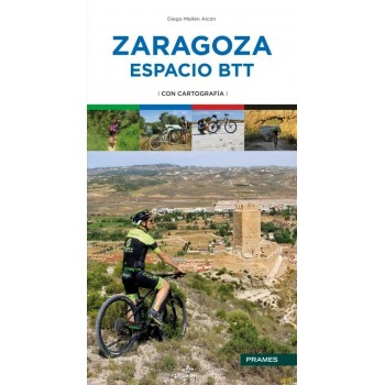 Zaragoza Espacio BTT con cartografía