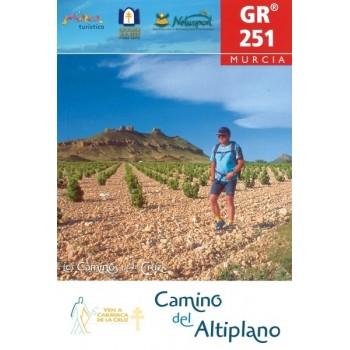 Camino del Altiplano. GR 251
