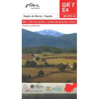 GR 7- E4 Torre del Rico -...