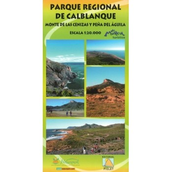 Mapa Parque Regional de...