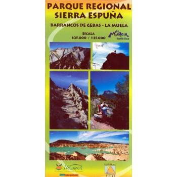Mapa Parque Regional Sierra...